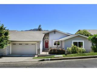 7163 Overlook Drive,  Santa Rosa, CA 95409