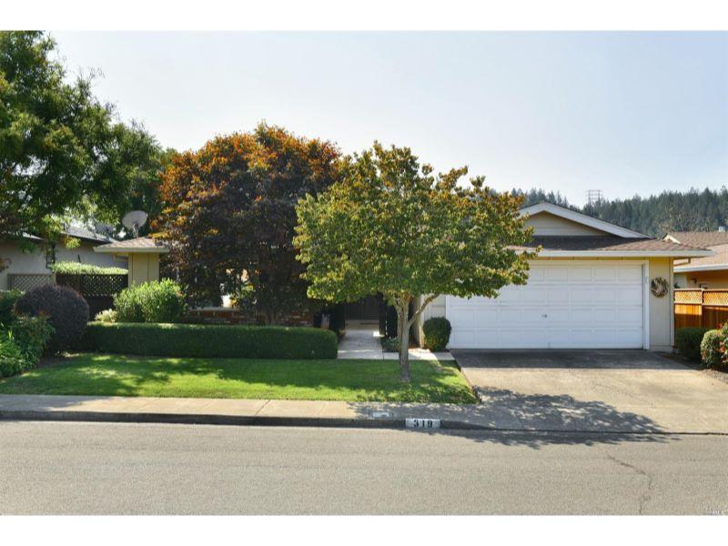 319 Belhaven Circle,  Santa Rosa, CA 95409