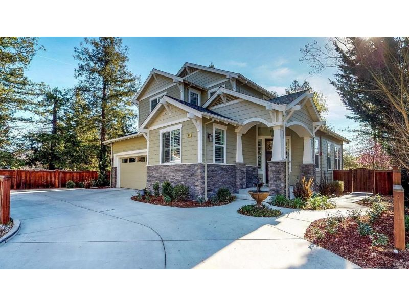 848 Brush Creek Road,  Santa Rosa, CA 95404