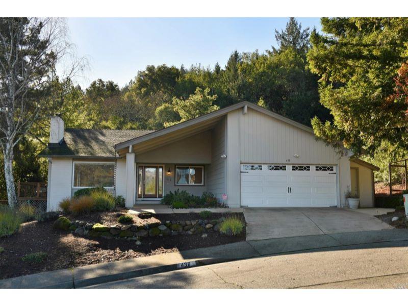 436 Oak Point Court,  Santa Rosa, CA 95409
