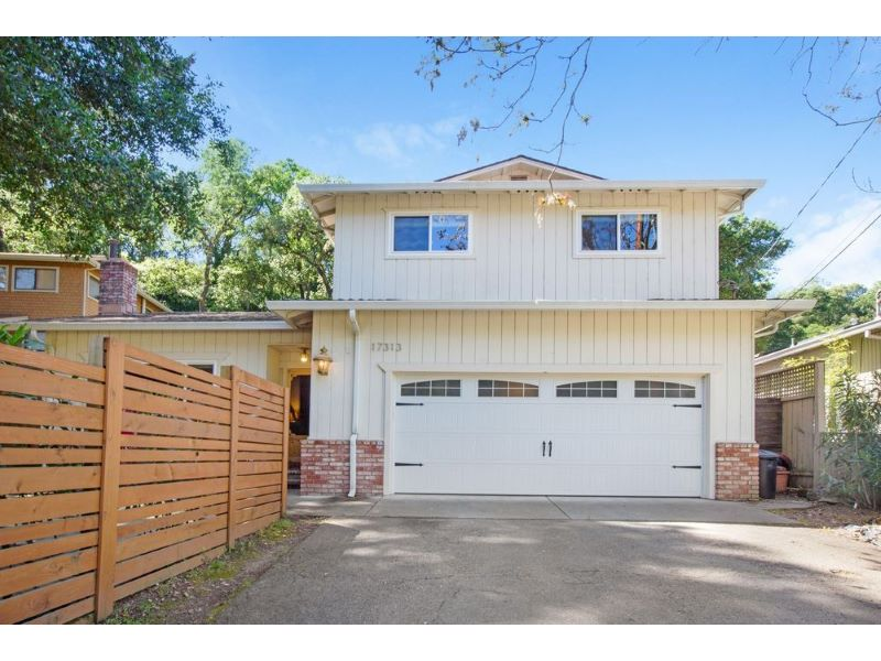 17313 Park Avenue,  Sonoma, CA 95476