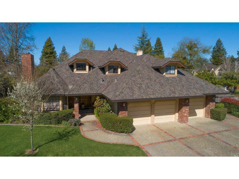 440 Halter Court,  Santa Rosa, CA 95401