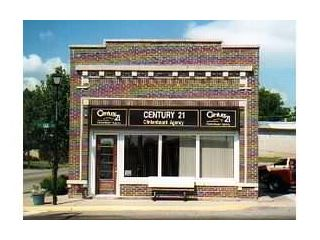 CENTURY 21 Clinkenbeard Agency - 100 South Lee  - Fort Gibson, OK 74434