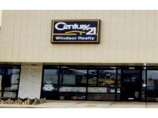 CENTURY 21 Windsor Realty
