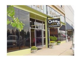 CENTURY 21 Heritage Residential Realty