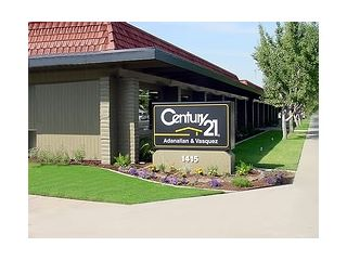 CENTURY 21 Adanalian & Vasquez Real Estate