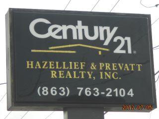 CENTURY 21 Hazellief & Prevatt Realty
