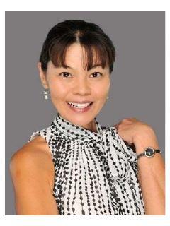 Megumi Fujioka of CENTURY 21 All Islands