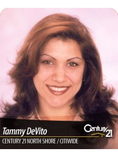 Tammy DeVito of CENTURY 21 North Shore