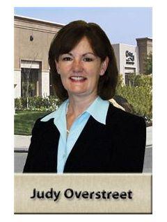 Judy Overstreet of CENTURY 21 C. Watson