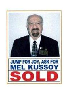 Mel Kussoy of CENTURY 21 American Homes