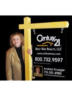 Andrea Krueger of CENTURY 21 Best Way Realty