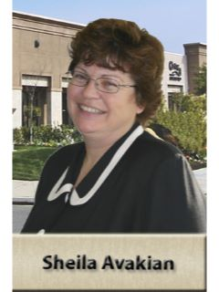 Shiela Avakian - Real Estate Agent