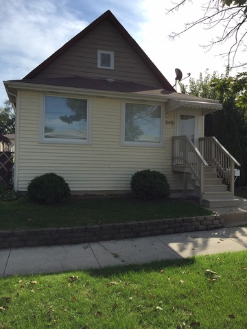 5415 S Hunt Ave, Summit, IL 60501