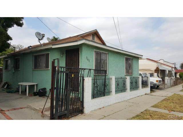 761 W 91st St, Los Angeles, CA 90044