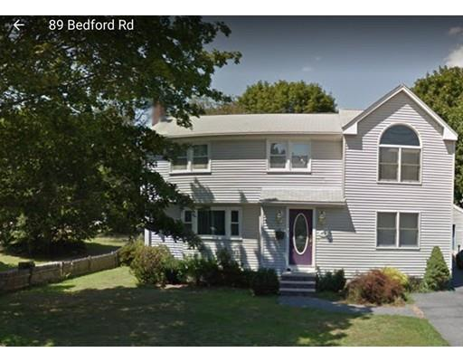 89 Bedford Rd, Woburn, MA 01801