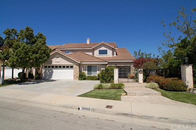 18665  Vantage Pointe Dr, Rowland Heights, CA 91748