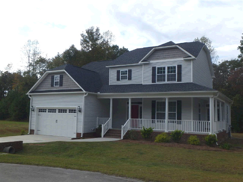 131 Cedar Ridge Drive, Maysville, NC 28555