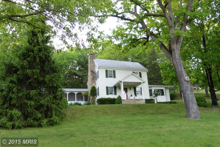 3505 STATE ROUTE 259 NORTH, Wardensville, WV 26851