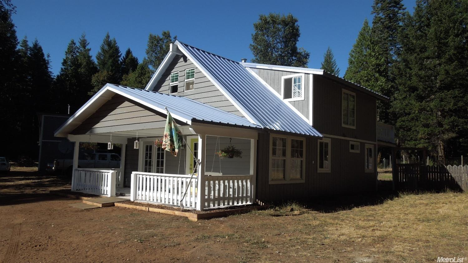 12791 La Porte Rd, Strawberry Valley, CA 95981