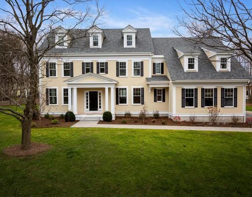 9 Peachtree Rd, Lexington, MA 02420
