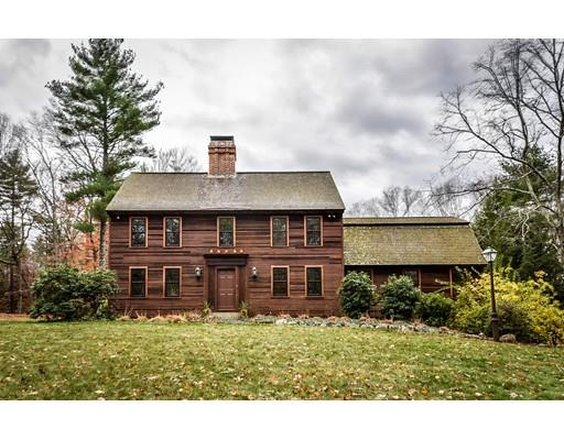 107 Bogastow Brook Rd, Sherborn, MA 01770