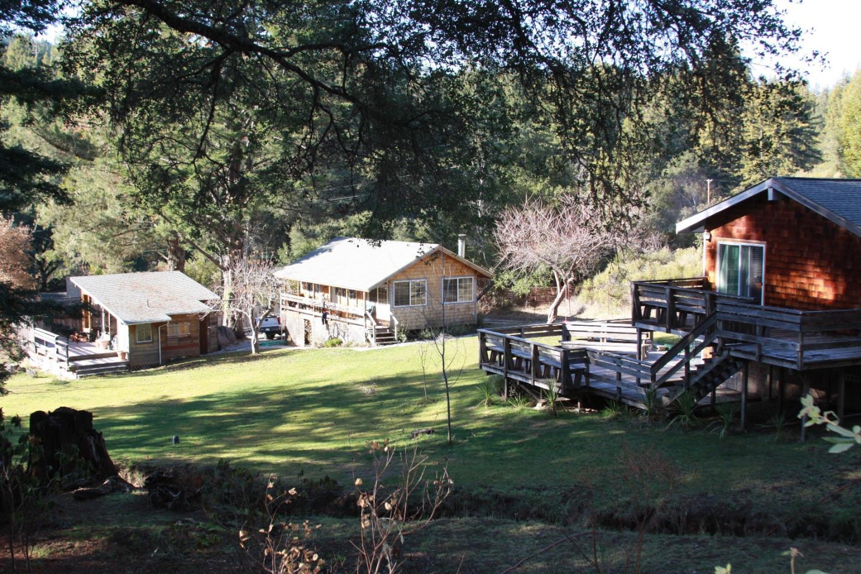 China Grade, Boulder Creek, CA 95006