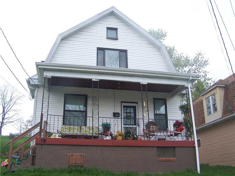 115  Park Avenue, Bentleyville, PA 15314