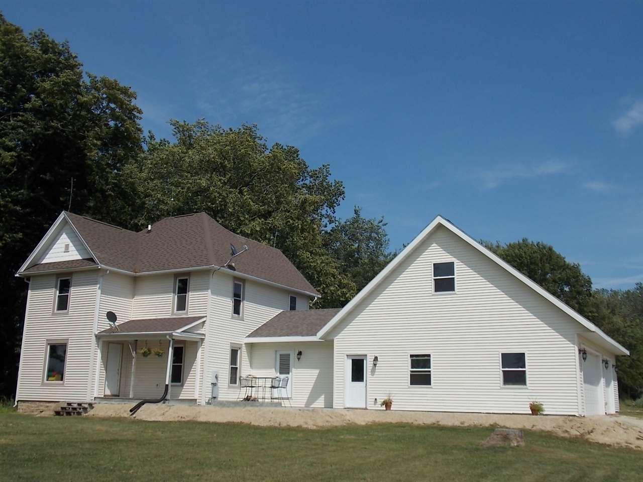 3379 S County Road H, Plymouth, WI 53576