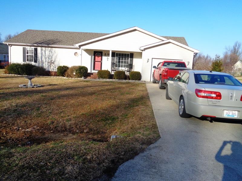 275  Sunrise Drive, Kevil Mccracken, KY 42053