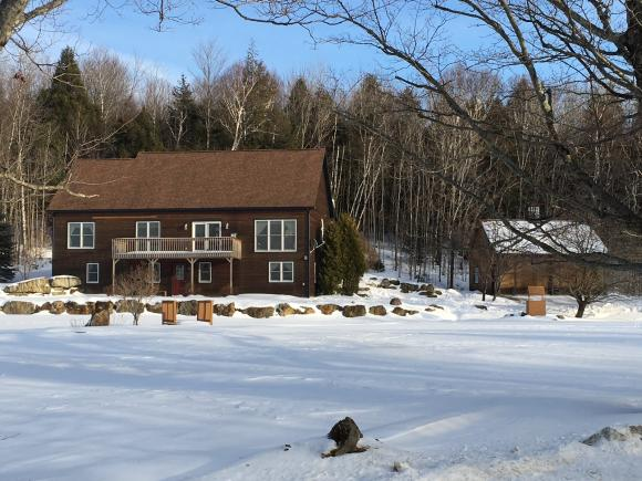 1252  Cote Hill Road, Morristown, VT 05661