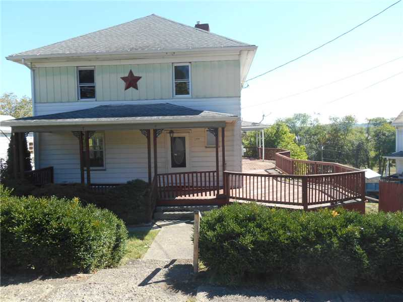 118  Washington Street, Cokeburg, PA 15324