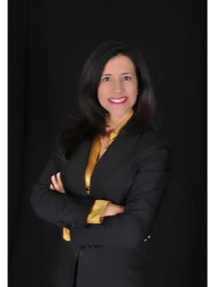 Dania Perry of CENTURY 21 Jim White & Associates