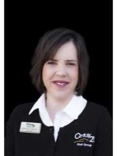 Holly Gray of CENTURY 21 First Group