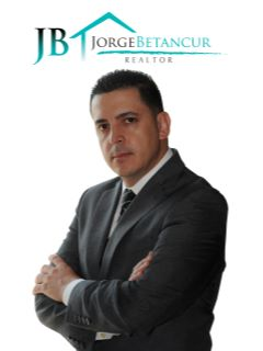 Jorge Betancur - Real Estate Agent
