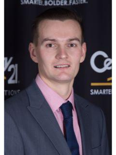 Konstantin Gaskov - Real Estate Agent