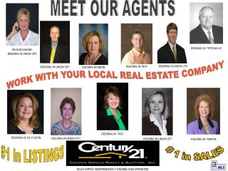 CENTURY 21 Golden Service Realty & Auction,  Inc.