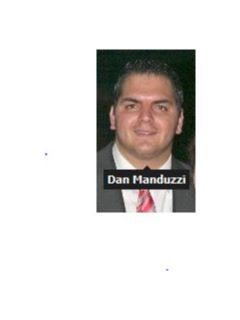 Daniel Manduzzi of CENTURY 21 Town and Country of Grosse Pointe