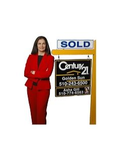 Asha Gill of CENTURY 21 Golden Sun Realty