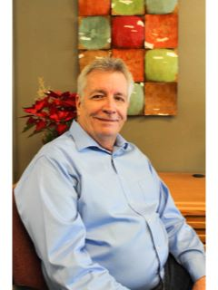 Rick Quisenberry of CENTURY 21 Real Estate Center