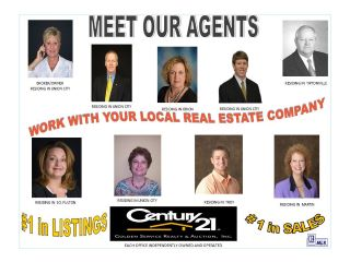 CENTURY 21 Golden Service Realty & Auction,  Inc.