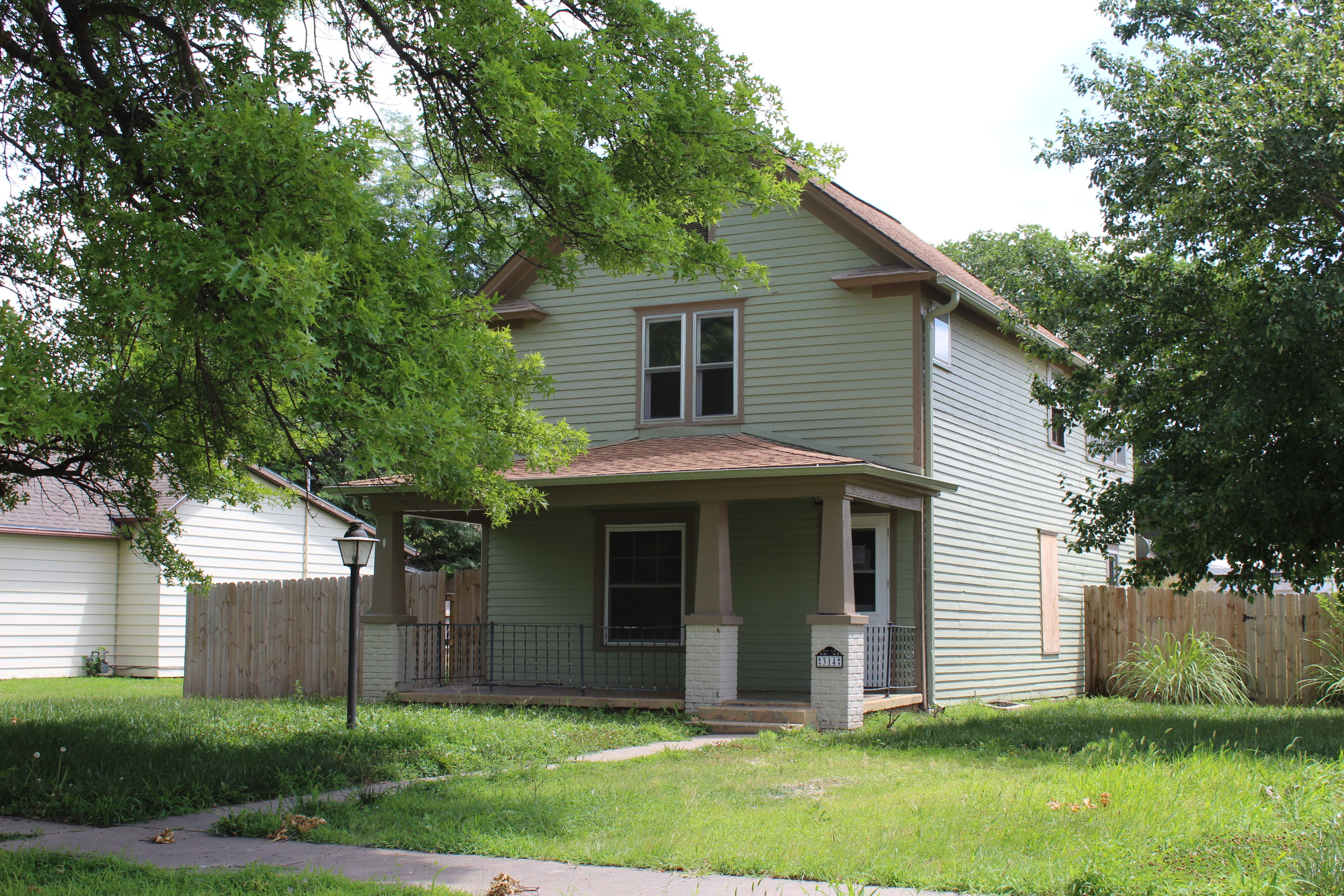 314 Campbell, Clyde, Kansas 66938