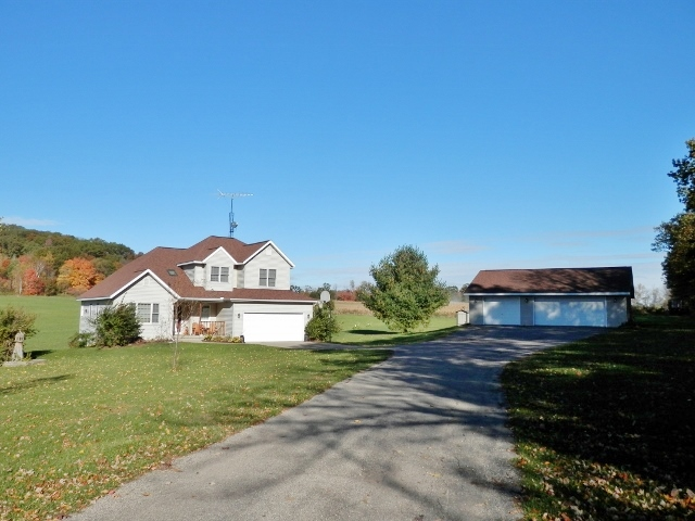 21858 Clay Ave, Warrens, WI 54666