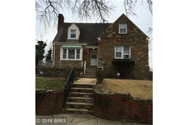 3305 HIGHWOOD DRIVE, SE, Dc, District of Columbia 20020