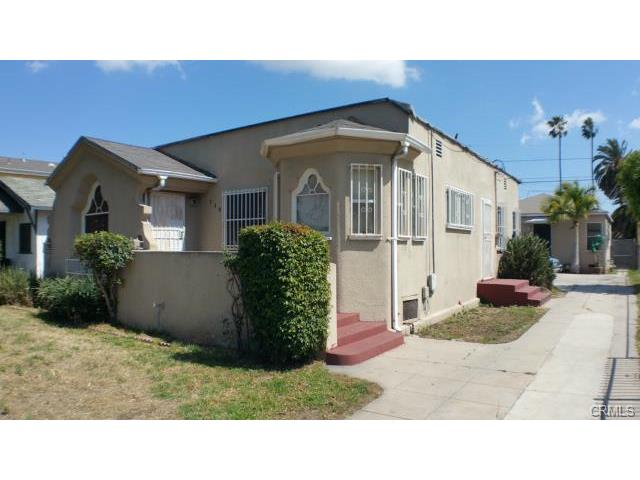 130 W 101st ST, Los Angeles, California 90003