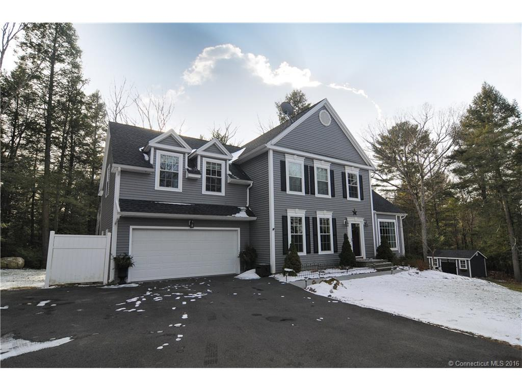 6 Waverly Way, East Granby, Connecticut 06026