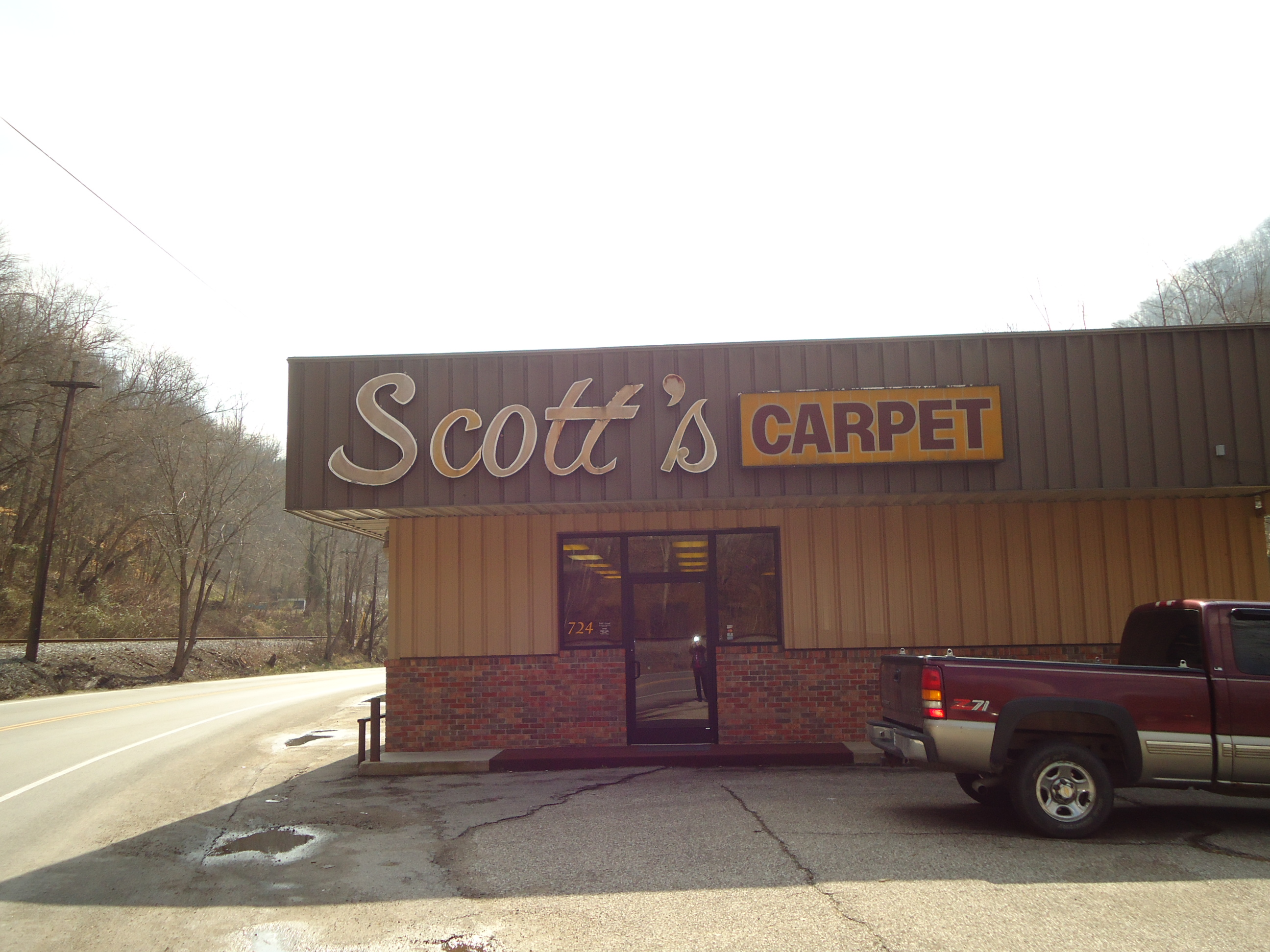 724 Jerry West Hwy., Logan, West Virginia 25601