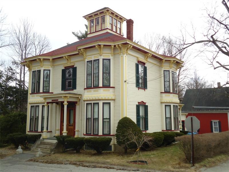66 School Street, Gardiner, Maine 04345
