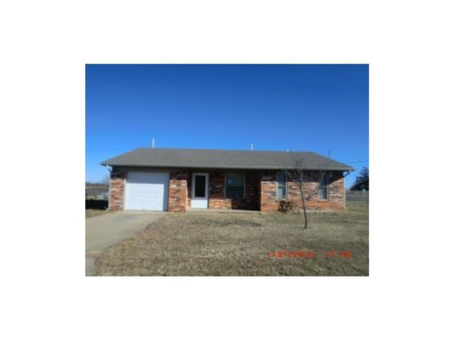 321 Edd Drive, Tecumseh, Oklahoma 74873