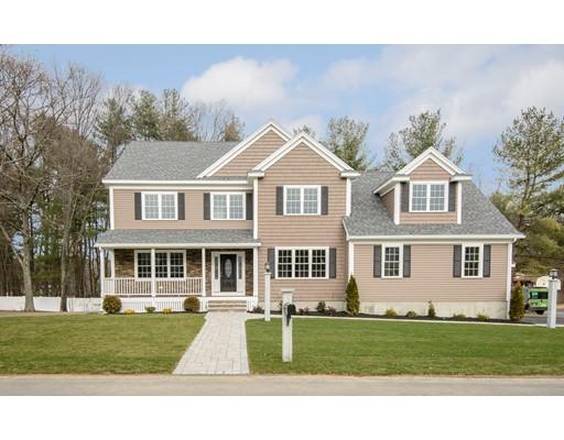 8 Brantwood Lane, Burlington, Massachusetts 01803